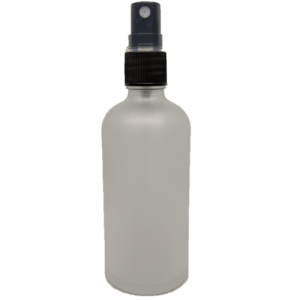 100ml Spray Bottle Frosted